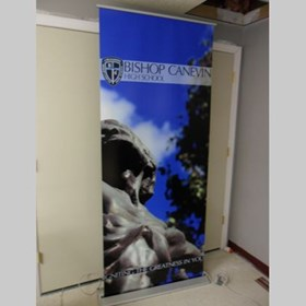 - Image360-Pittsburgh West Banner Stands Education